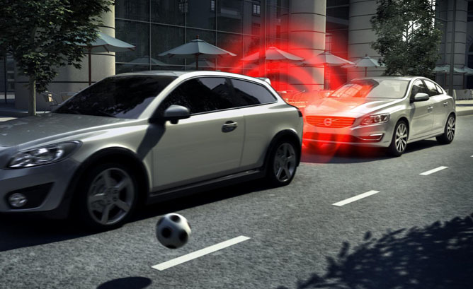 Automatic Braking Projected to be Standard by 2022