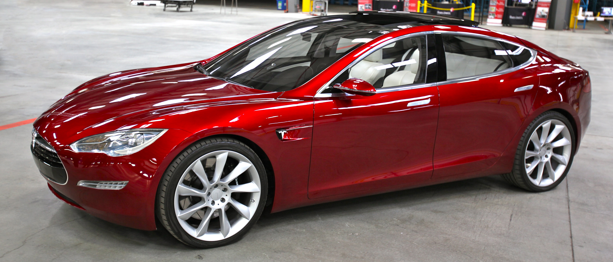 Is Tesla Missing Out on the Auto Industry Boom?