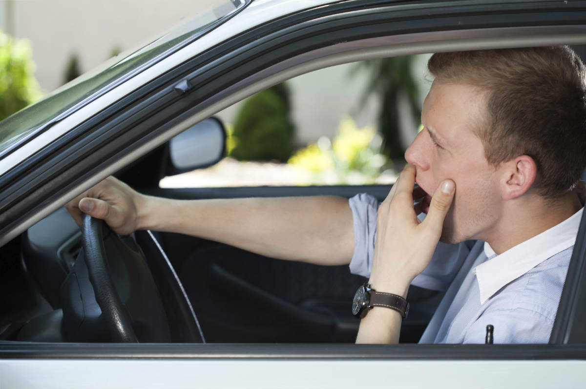 Improved Car Safety Systems Help Beat Drowsiness