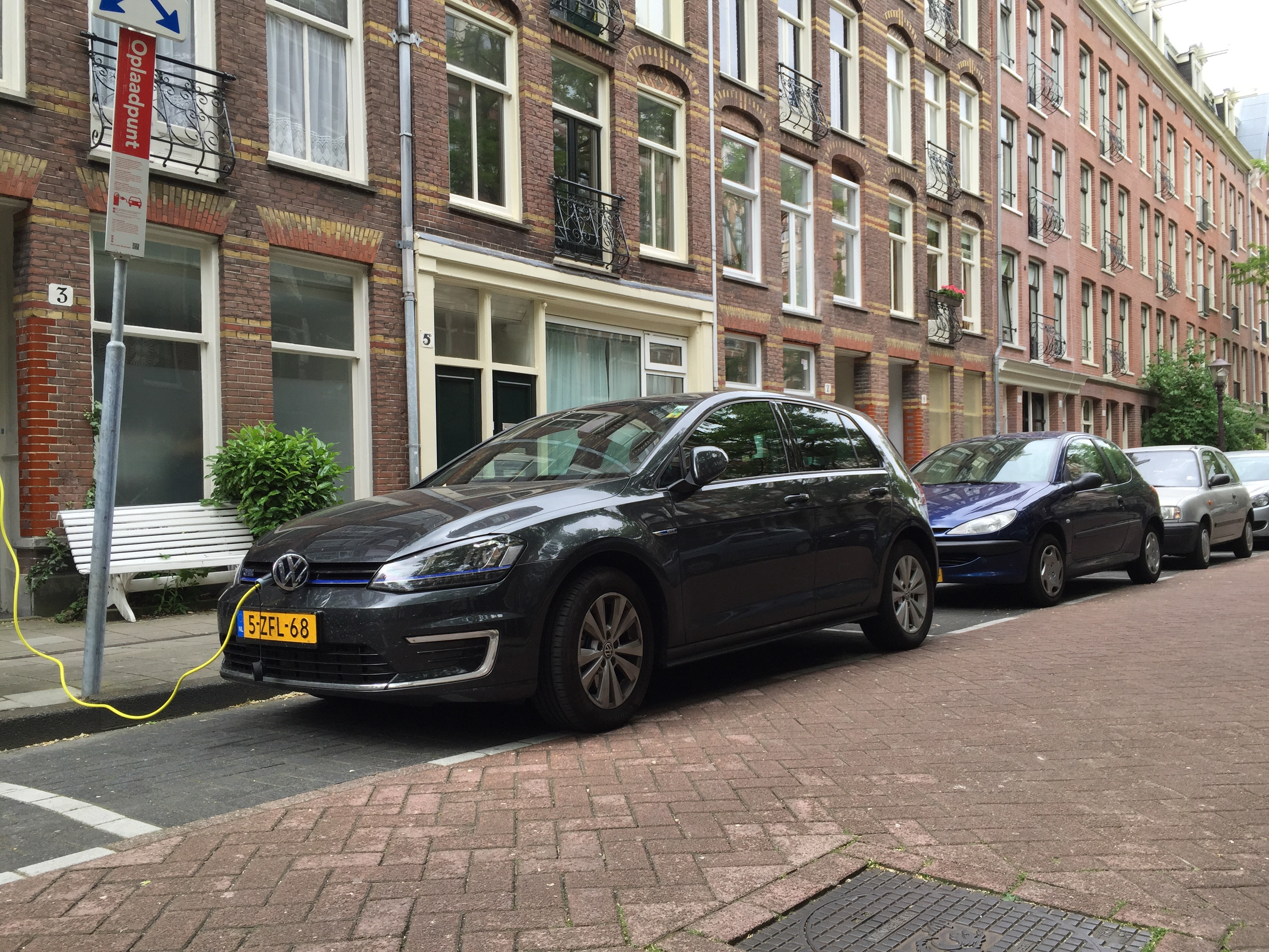 Electric Car Sales are Steadily Rising in Europe