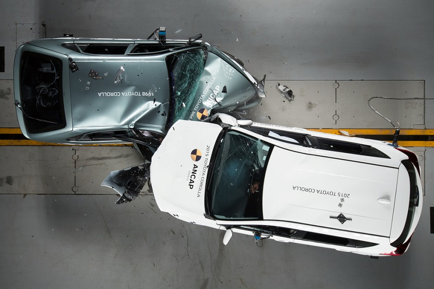 Are Newer Vehicles Safer Than Older Cars?