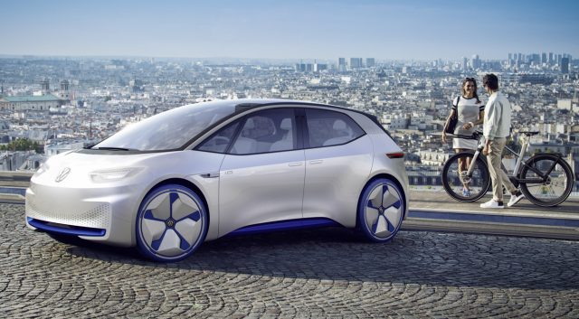 Does VW's Global Manufacturing Capabilities Giving Them an Edge over Tesla?