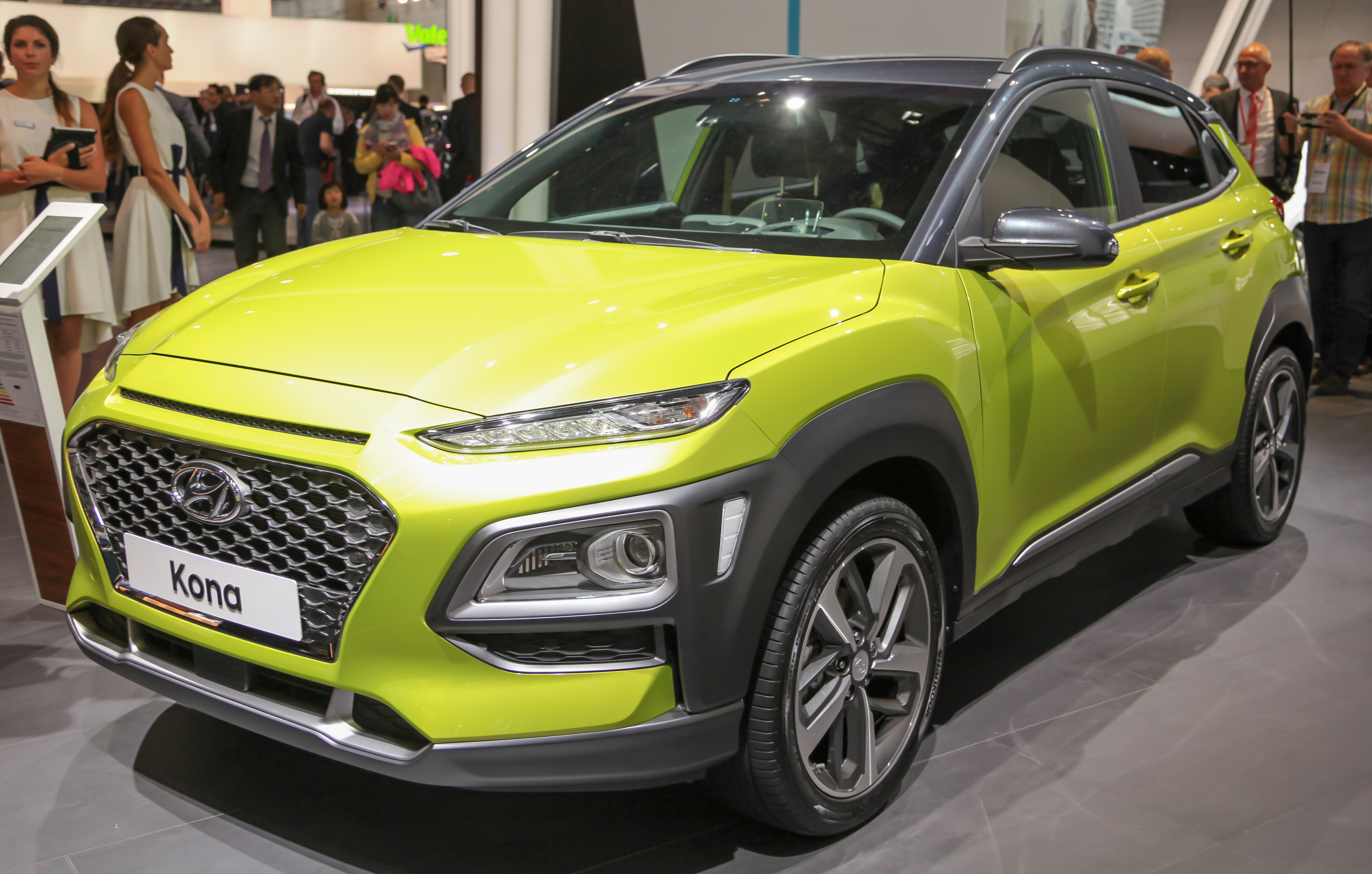New Cars Revealed at the LA Auto Show