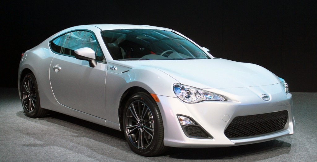 Scion FR-S: Not for the Squeamish