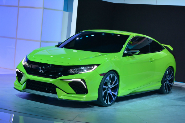 Changes to the Honda Civic