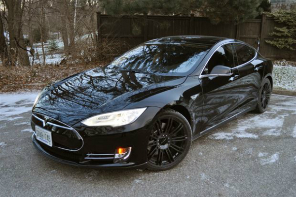 Tesla Motors Model S Might Be the Best Car Ever