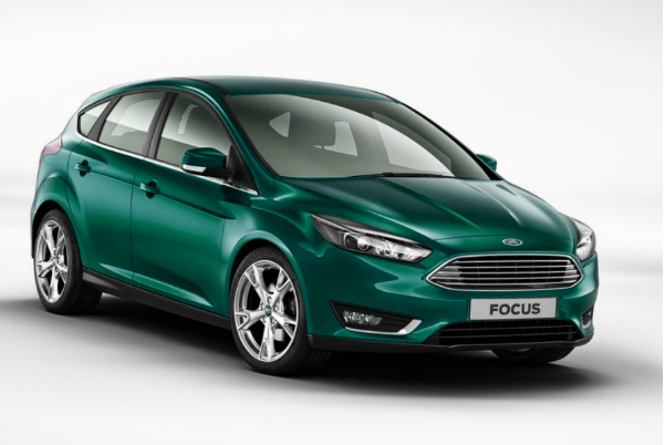Ford Focus: More Than a Face