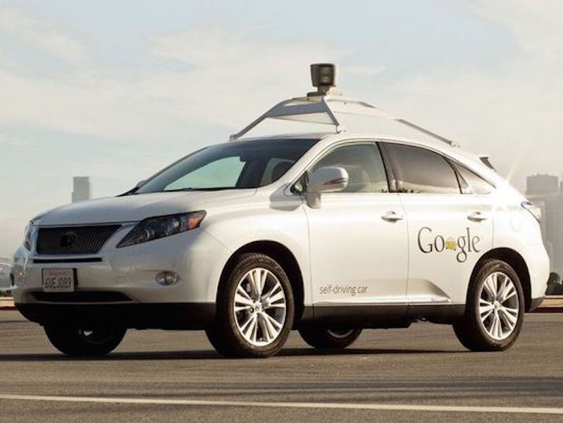 Google Tests Self-Driving Vehicles in Austin, TX