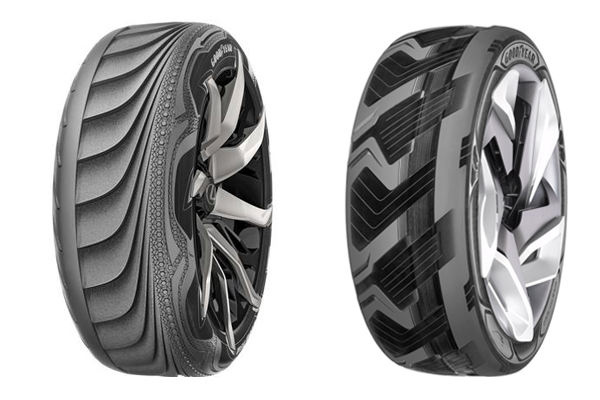 Goodyear Makes Tires no One Will Ever Use