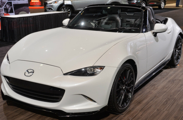 Buzz About the Mazda MX-5
