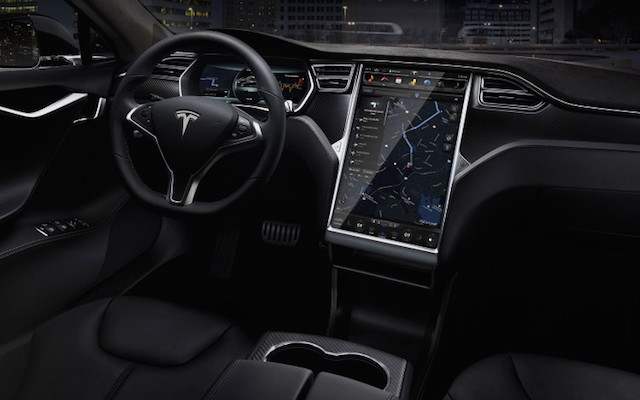 Tesla Patches Hole in Model S Vehicle Security