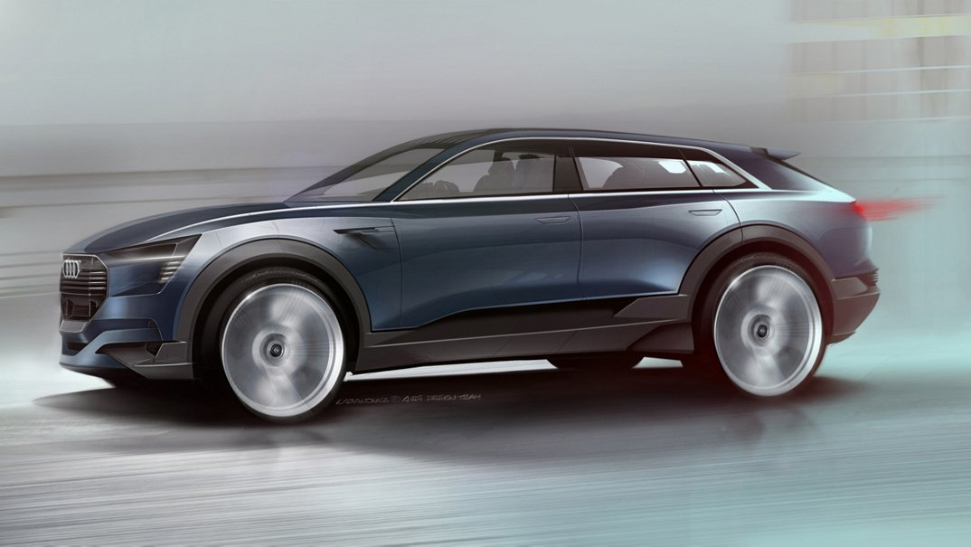 Audi vs. Tesla Pt. 2: Rise of the Audi Q6
