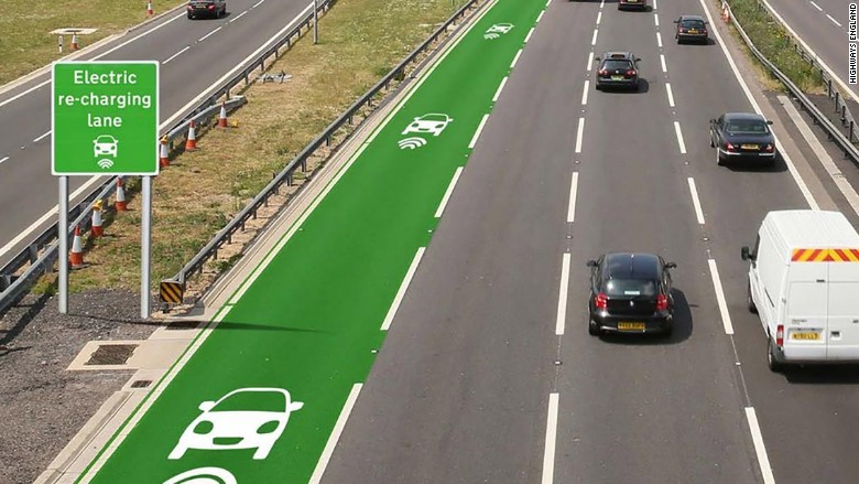 Electric Highways: First in the U.K., Next the U.S.A.?