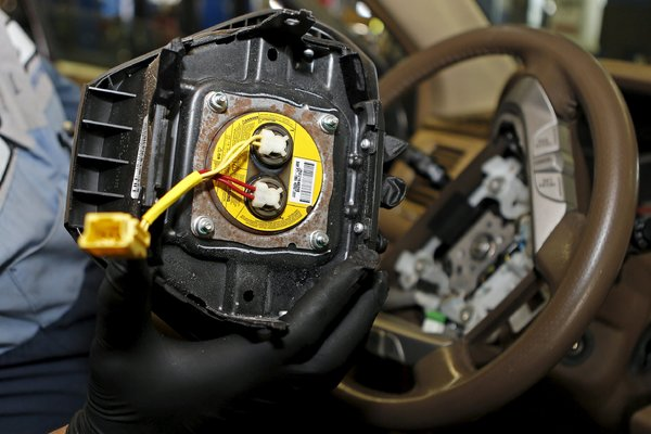 Takata Corporation: Blood in the Water