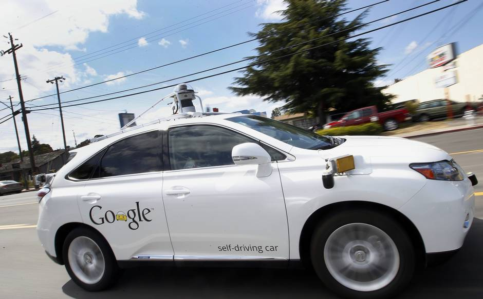 Google Self-Driving Cars Move Forward with Krafcik as CEO