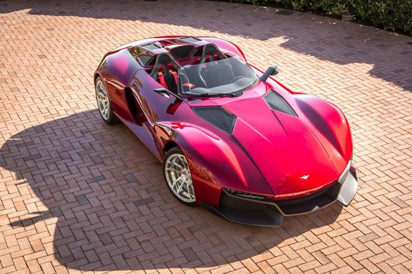 The Rezvani Beast Is Real