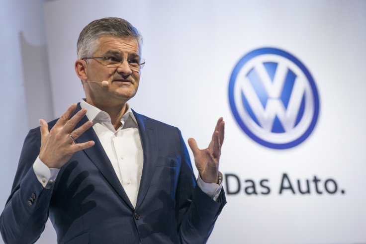 Volkswagen CEO Michael Horn Blows Sad Song to Congress (UPDATED)