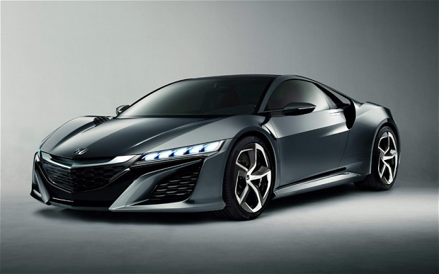 The Honda NSX Is Already Outdated
