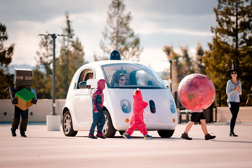 Google's Self-Driving Vehicles Go the Extra Mile for Safety