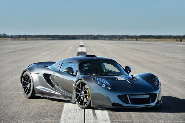 Hennessey Venom GT: Unofficially the Fastest