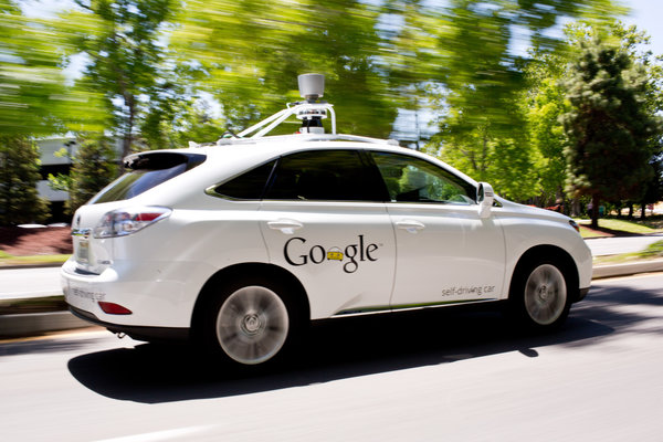Google Cars Are too Cautious to Be Safe