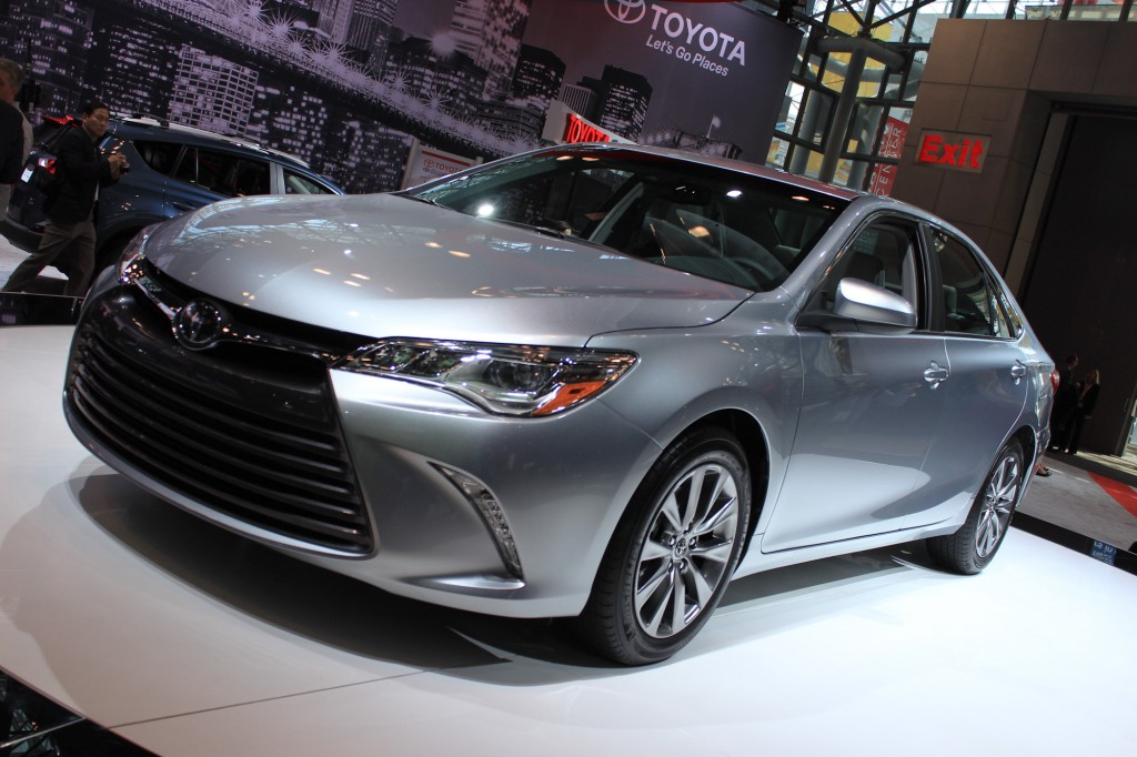 Toyota Camry: 2015's Best Selling Car
