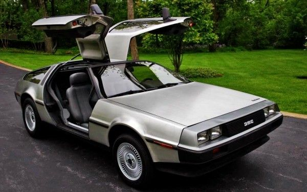 New 1982 Delorean Replicas Slated for Early 2017