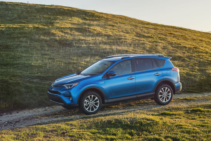 As Gas Prices Drop, Will the RAV4 Hybrid Replace the Prius?