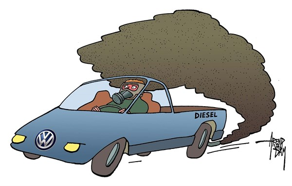 Is Volkswagen Prepared to Pay the Diesel Emissions Piper?