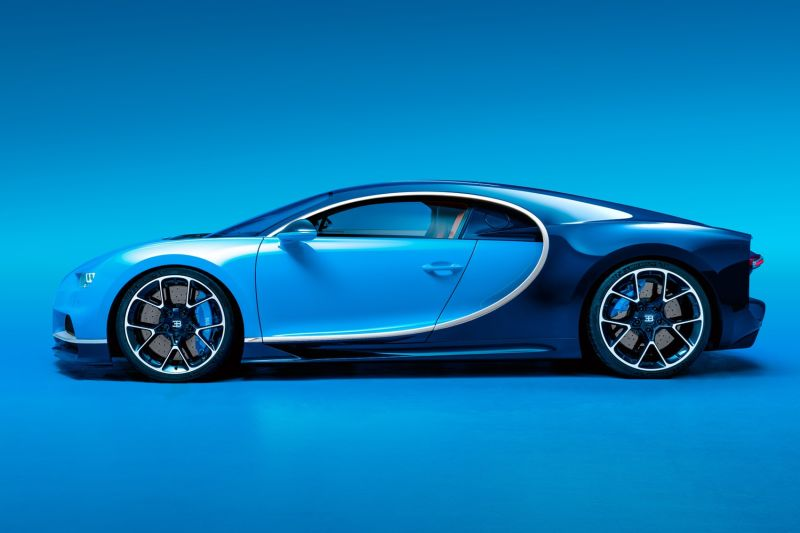 Everything You Always Wanted to Know About the Bugatti Chiron But Were Afraid to Ask