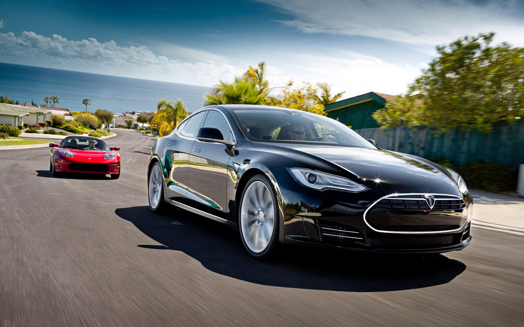 Tesla Terrifies Petrol Powered Automakers