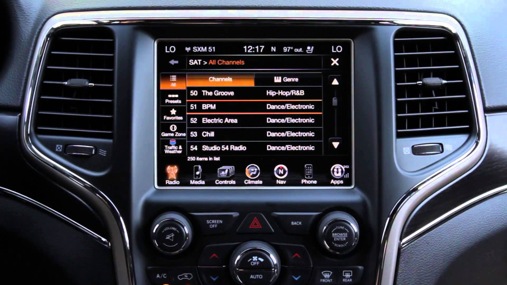 The Best Infotainment Systems