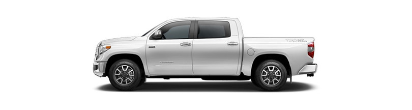 The Million Mile Toyota Tundra