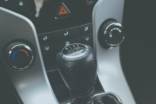 The Decline of Manual Transmissions