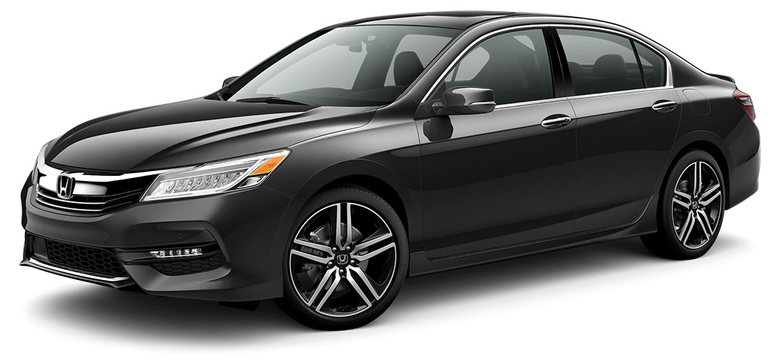 The 2017 Honda Accord Hybrid