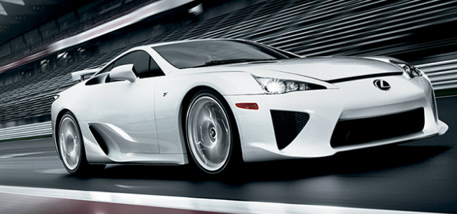 Sports Cars From Lexus