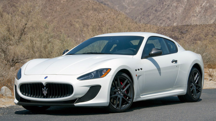 Maserati Begins Recalling Vehicles for Fire Risk