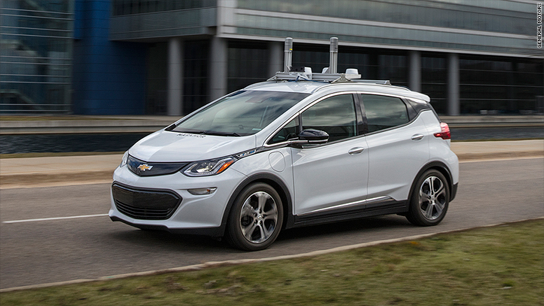 GM to Expand Self-Driving Operations