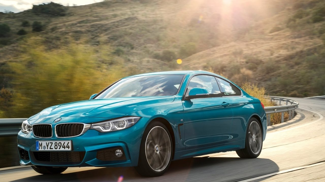 Test Driving the New 2018 BMW 440i Coupe