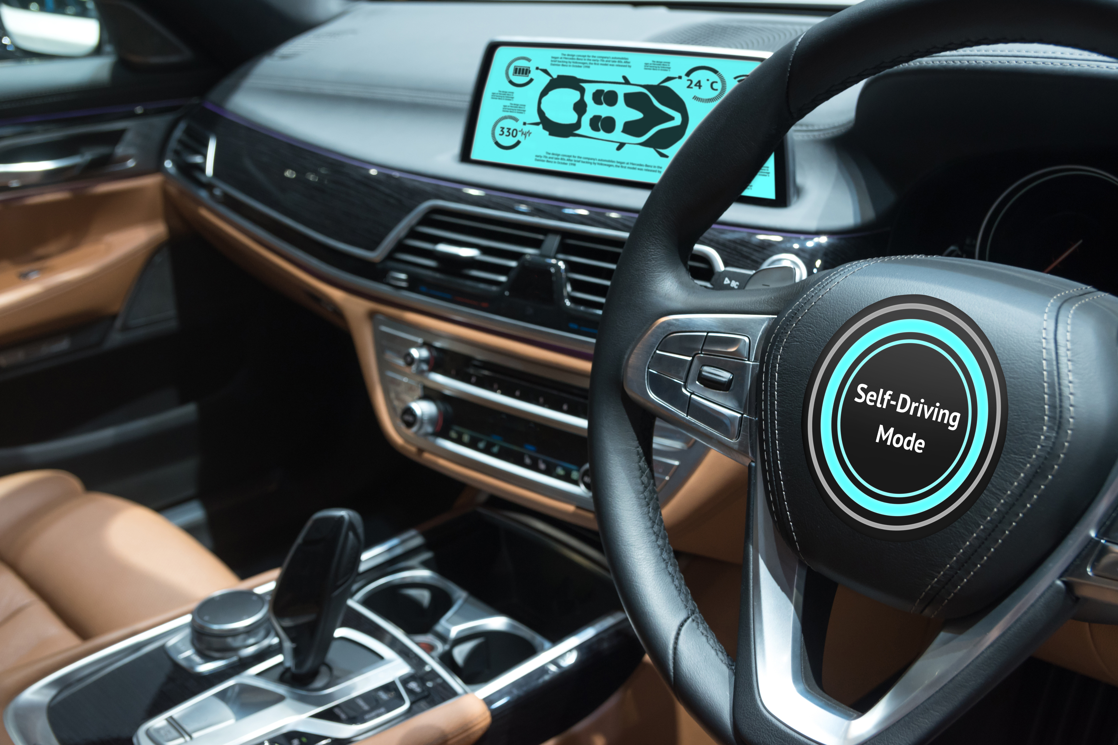 Continental Partners With Intel, BMW and Mobileye For Self-Driving Car initiative