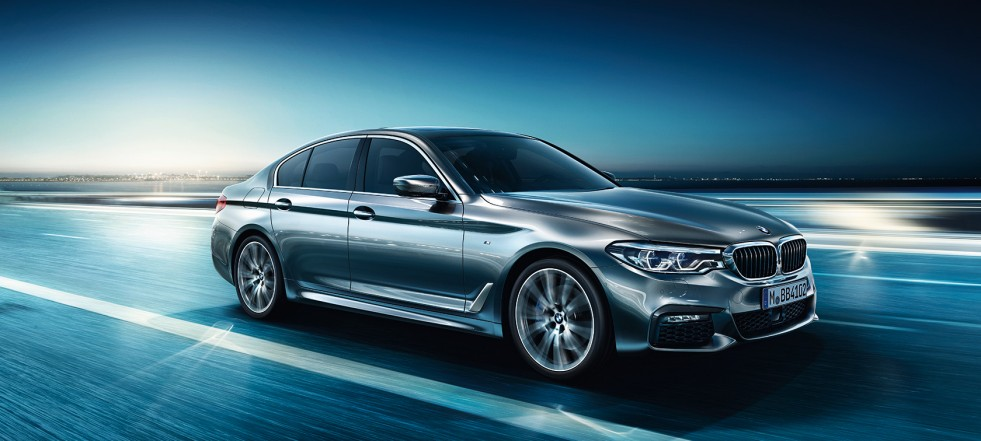 The New BMW 5-series Just Released the Quietest Diesel Engine for its Class and Model - What Does This Mean for the Future of Automotive?