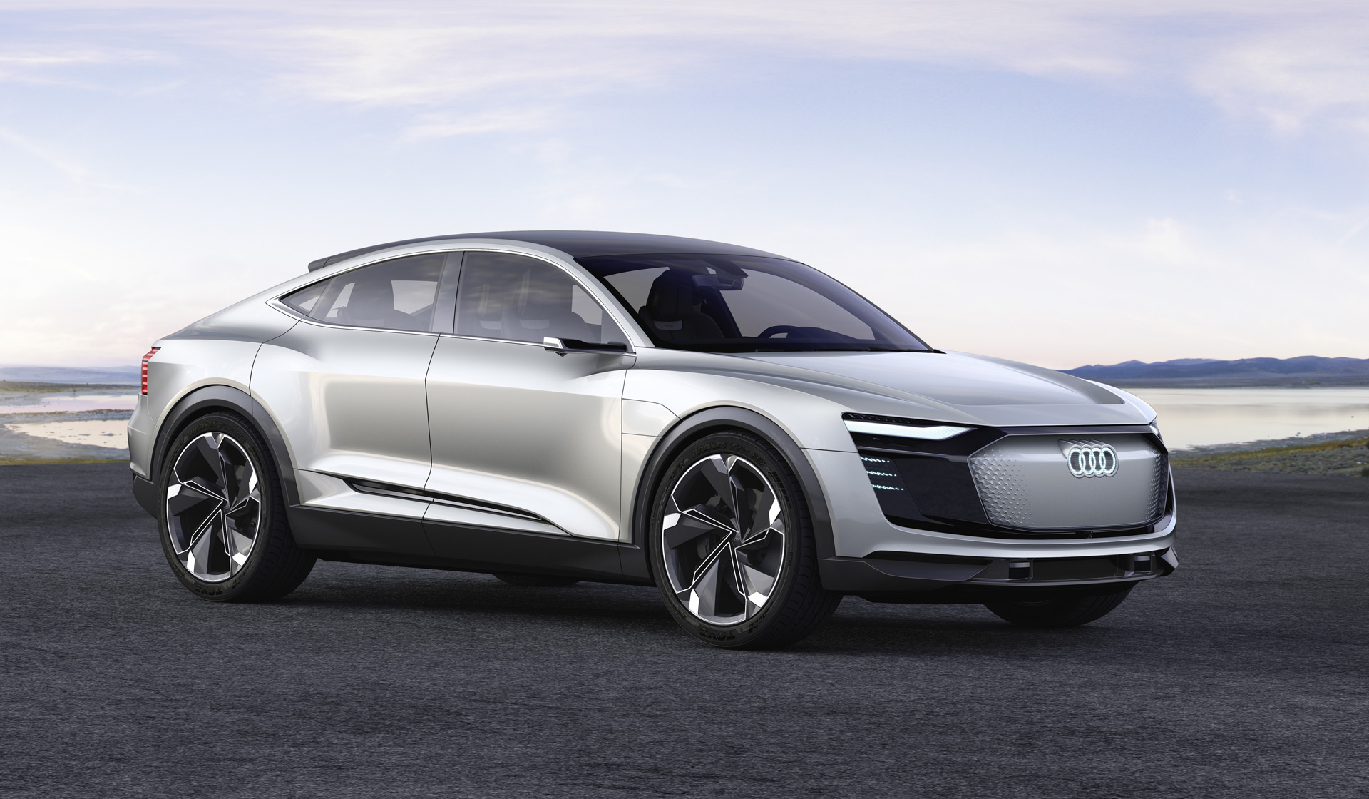 Audi's Plan to Go Electric