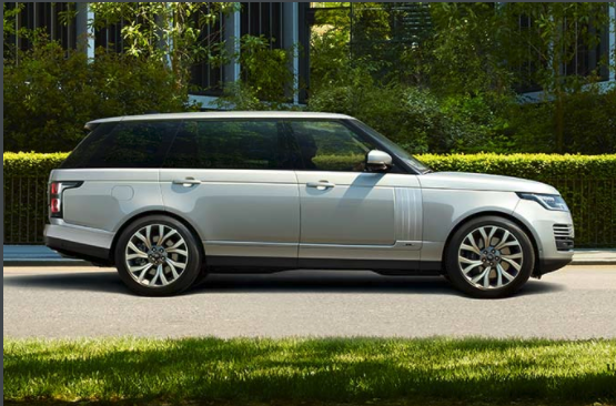 Range Rover Goes Hybrid: Some Details on the New Model