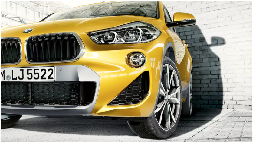 Details on the 2018 BMW X2