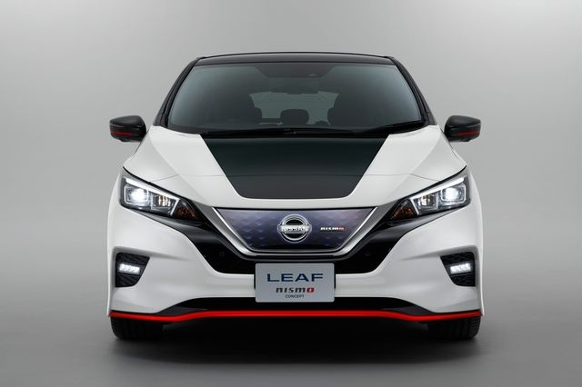 The Nissan Nismo Leaf: an Electric Sports Hatchback