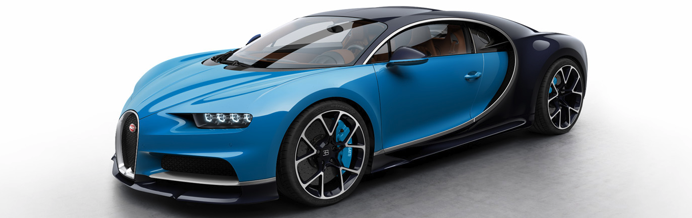 The Bugatti Chiron's Record Breaking Speed