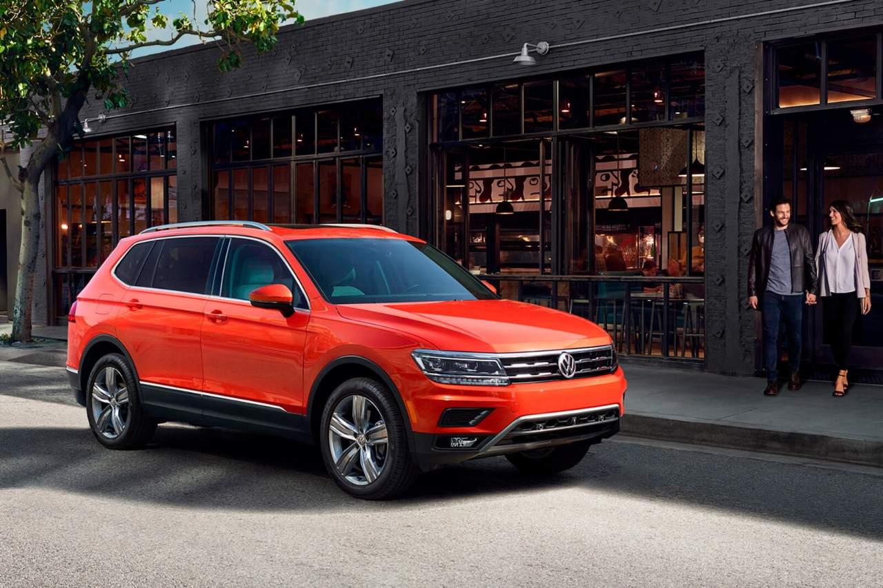 Volkswagen Reduces the Price on the Tiguan
