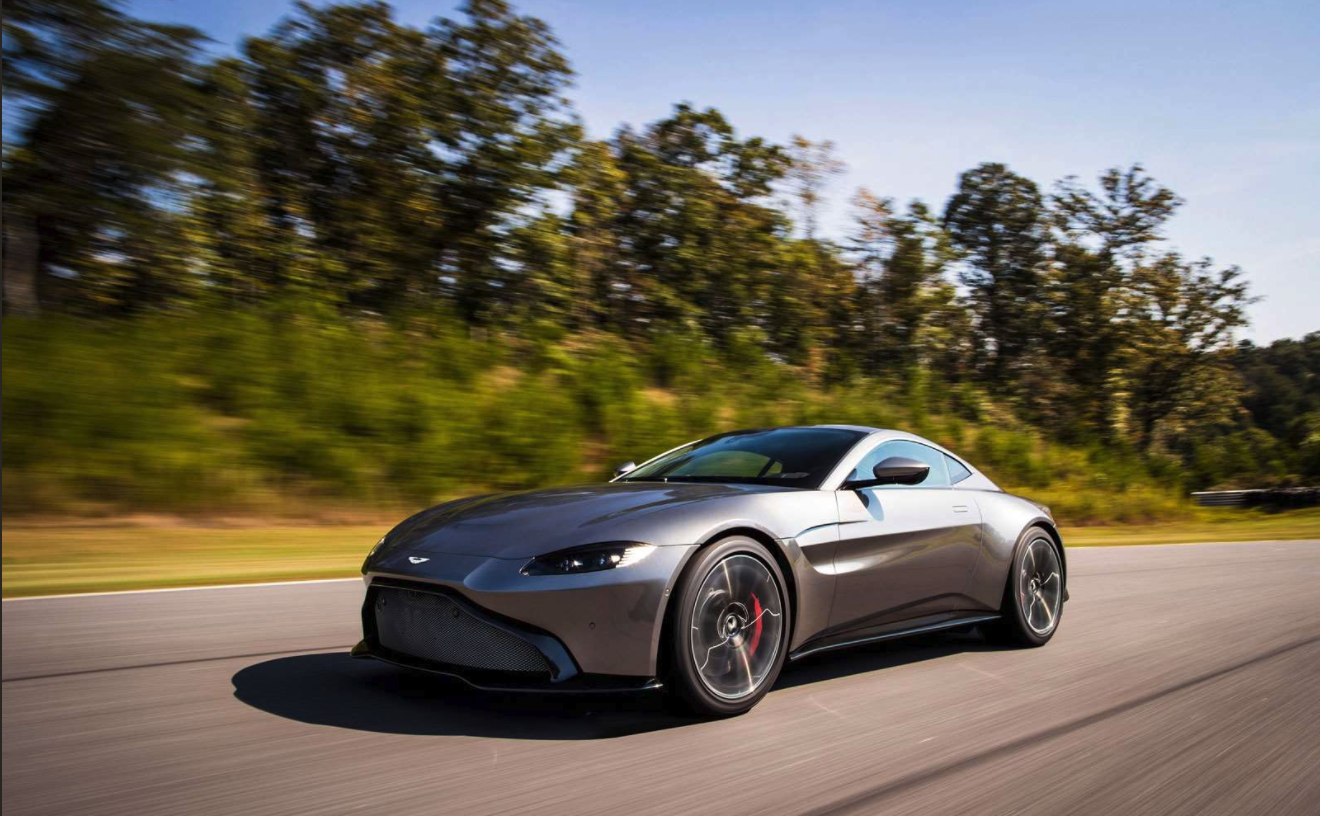 Aston Martin Retools Vantage for Younger Buyers