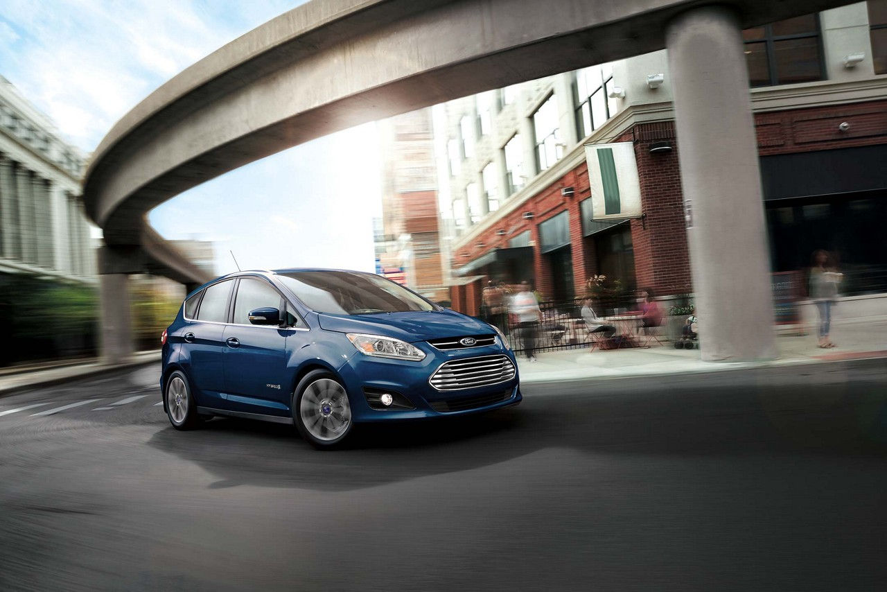 Ford Discontinues C-Max in US Market