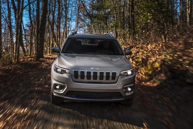 The 2019 Jeep Cherokee